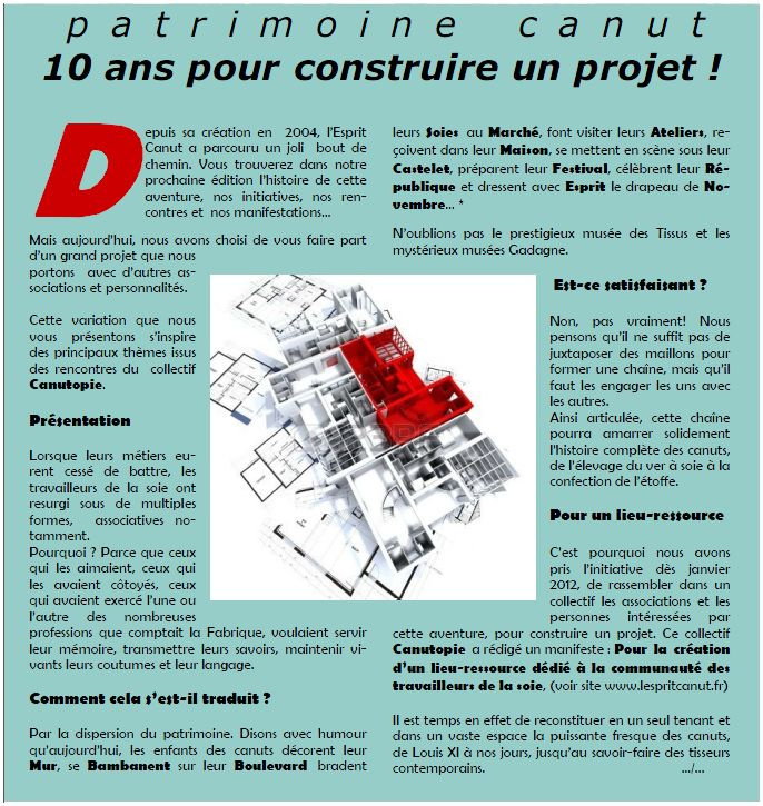 projet page 1